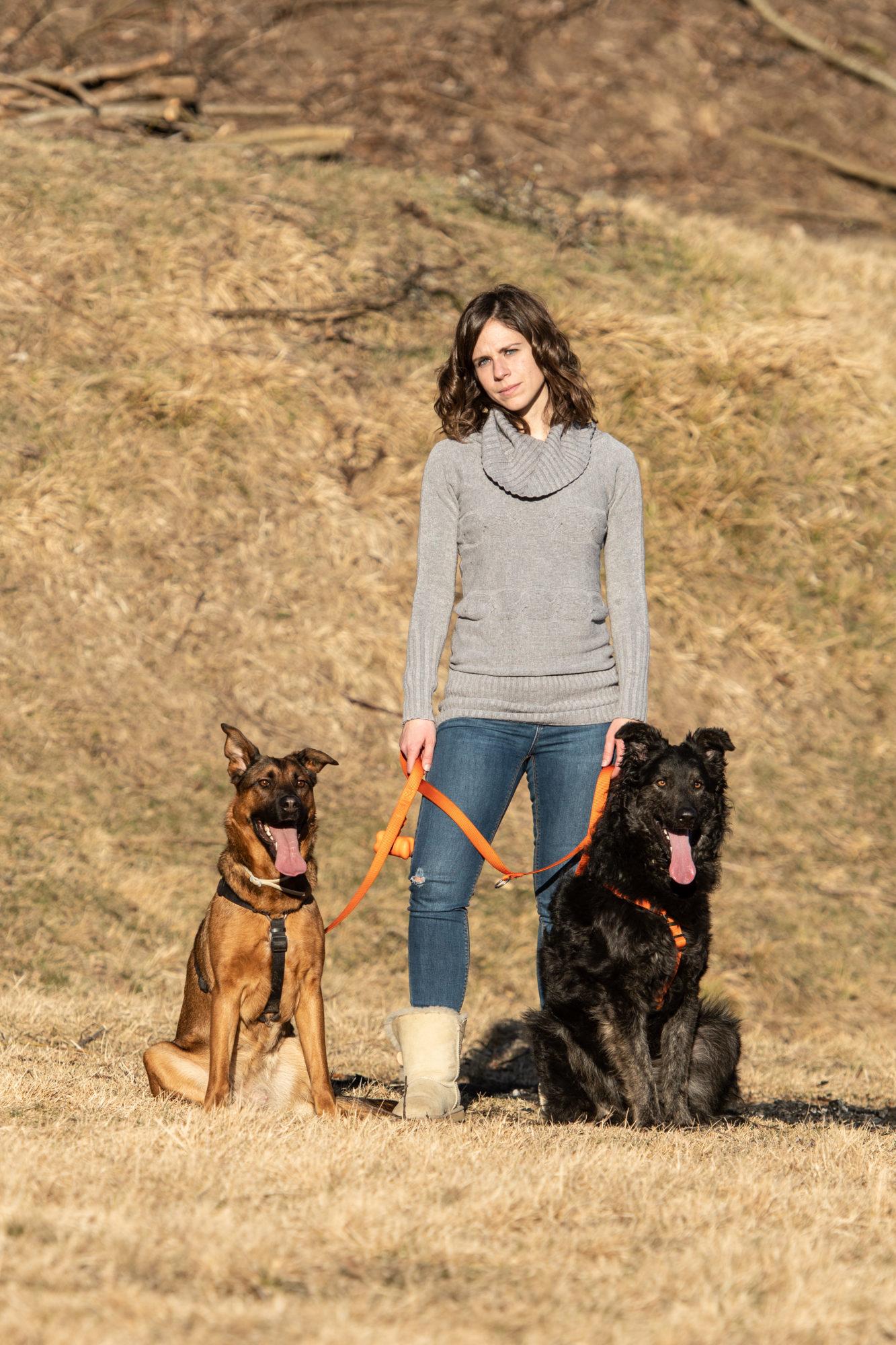 Io, Gwen e Barry
