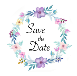 Save the date -floreale